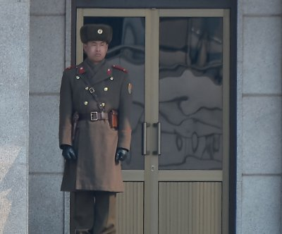 North Korea troops at border maintaining 'readiness', Seoul military says