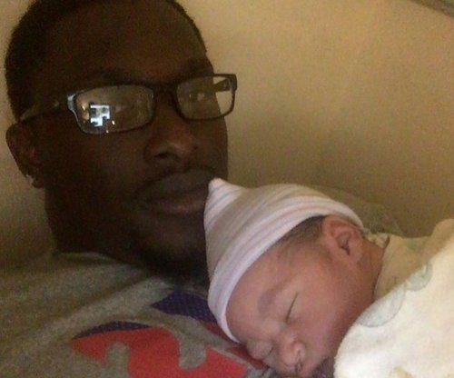 Karlos Williams blames pregnant fiancée for his weight gain