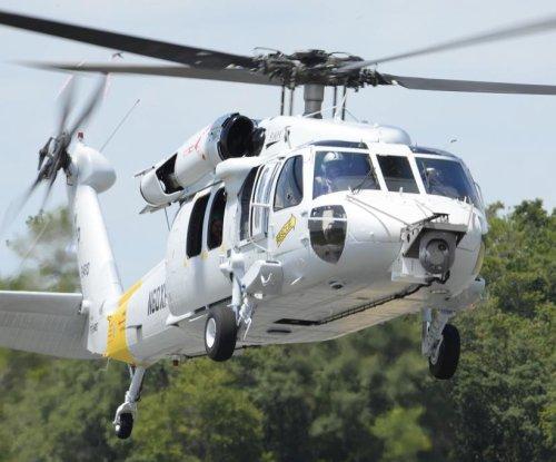 Lockheed Martin's INFIRNO sensor makes first Black Hawk flight