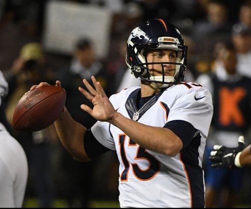 Denver Broncos QB Trevor Siemian misses practice again