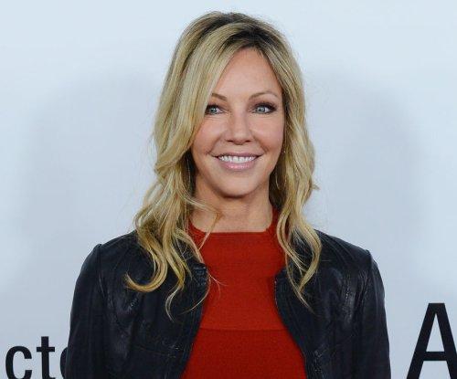 Heather Locklear hospitalized after car crash in California