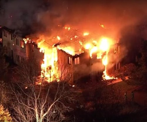 Five-alarm blaze ravages Philadelphia-area nursing home