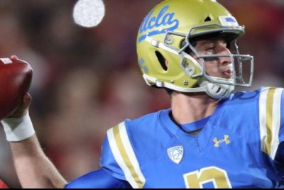 Rosen: 'I'm the best QB in the draft'