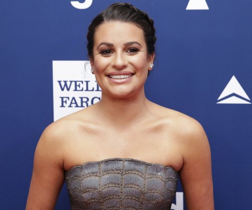 Lea Michele says 'Glee' co-star Jonathan Groff is her maid of honor