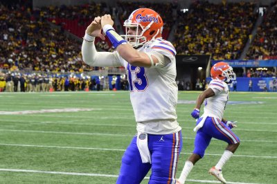 Florida Gators QB Feleipe Franks says baseball is a 'backup job'
