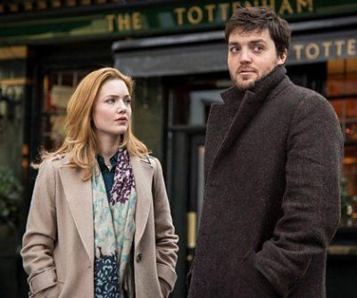 Tom Burke, Holliday Grainger return for another Cormoran Strike miniseries