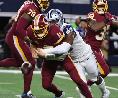 Miami Dolphins claim former Dallas Cowboys DE Taco Charlton