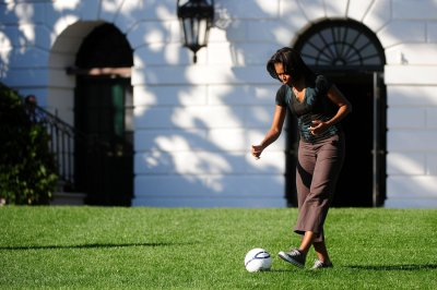Michelle Obama's 'fun' exercises effective