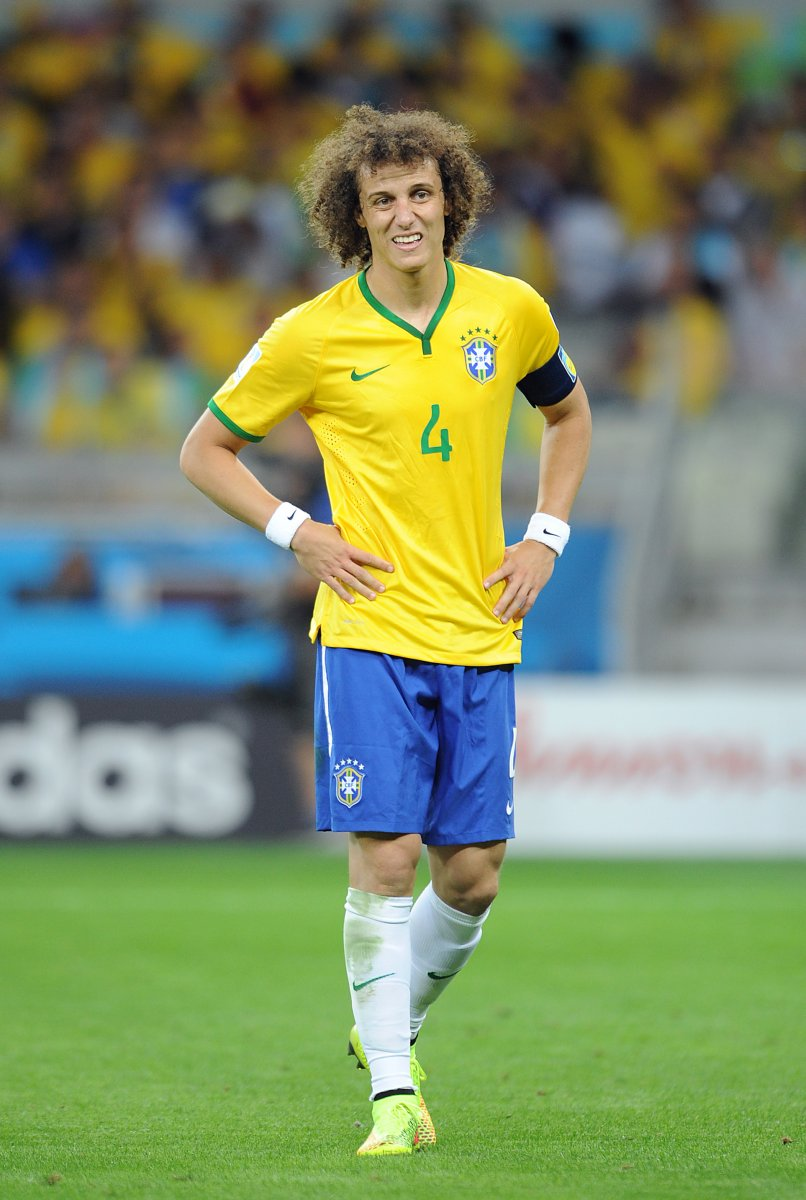 Brazil captain David Luiz apologizes to Brazilians in tearful post