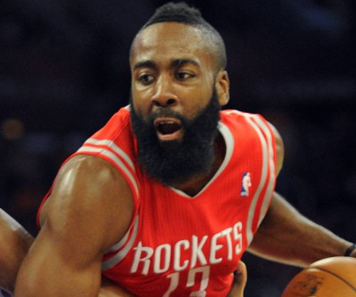 James Harden, Houston Rockets beat Cavs, overcome Kyrie Irving's 38