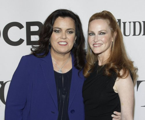 Rosie O'Donnell files for divorce from wife