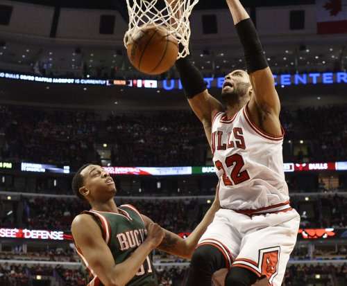 Chicago Bulls embarrass Milwaukee Bucks