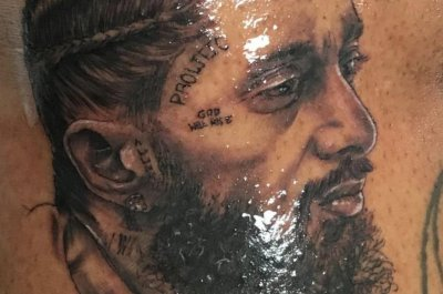 J.R. Smith gets Nipsey Hussle tribute tattoo