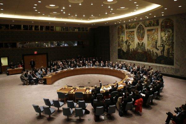 U.N. Security Council members rebuke U.S. policy shift on Israeli settlements