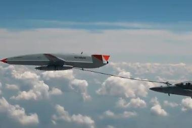 Boeing's MQ-25 T1 becomes first drone to refuel aircraft mid-air