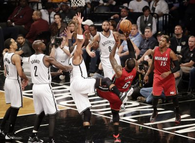 Miami Heat beat the Brooklyn Nets 102-96