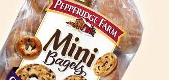 Pepperidge farms bagel recall