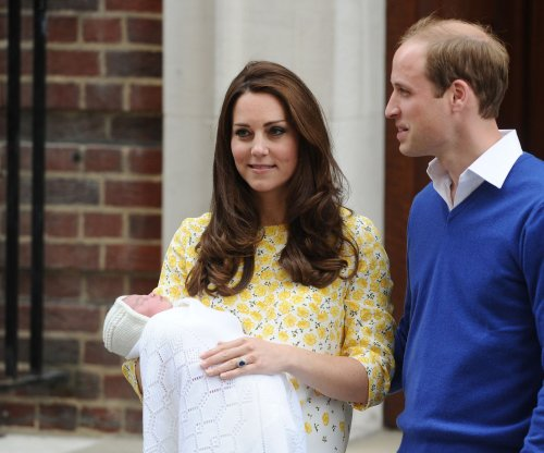 Royal baby named Charlotte Elizabeth Diana