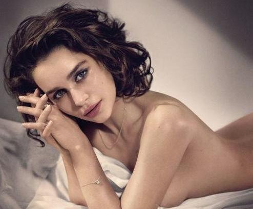 Emilia Clarke named Esquire's Sexist Woman Alive for 2015