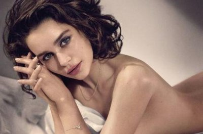 Emilia Clarke named Esquire's Sexiest Woman Alive for 2015