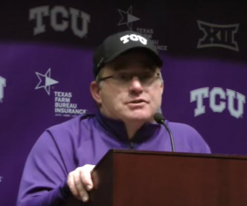 TCU reigns in rain against Baylor