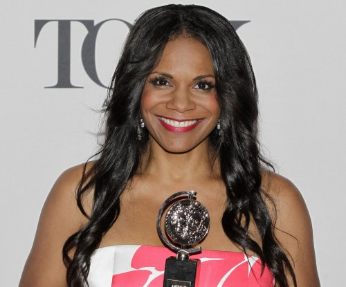 Audra McDonald and Will Swenson welcome baby girl