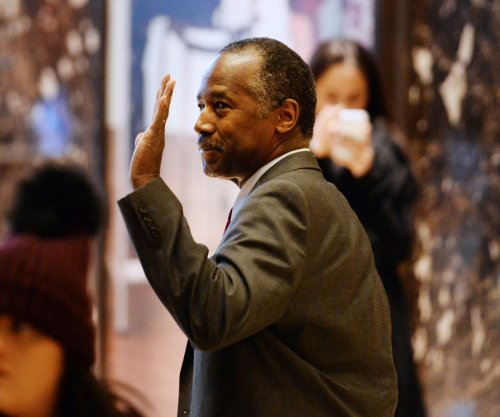 Donald Trump nominates Ben Carson as housing secretary