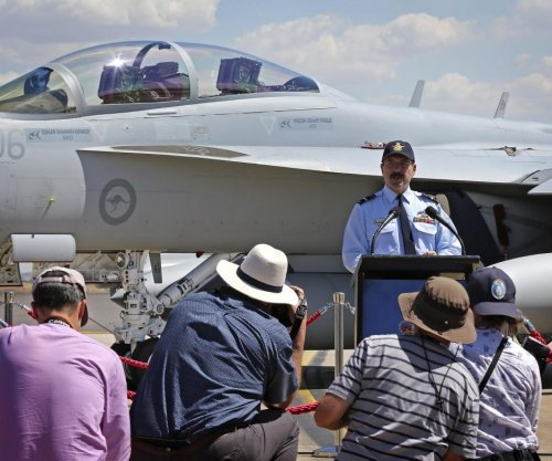Australia receives its first Boeing EA-18G Growler