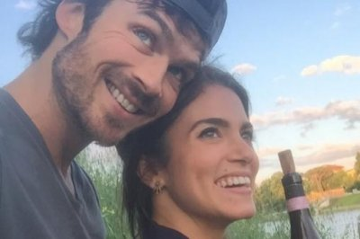 Ian Somerhalder gushes over Nikki Reed on her 29th birthday