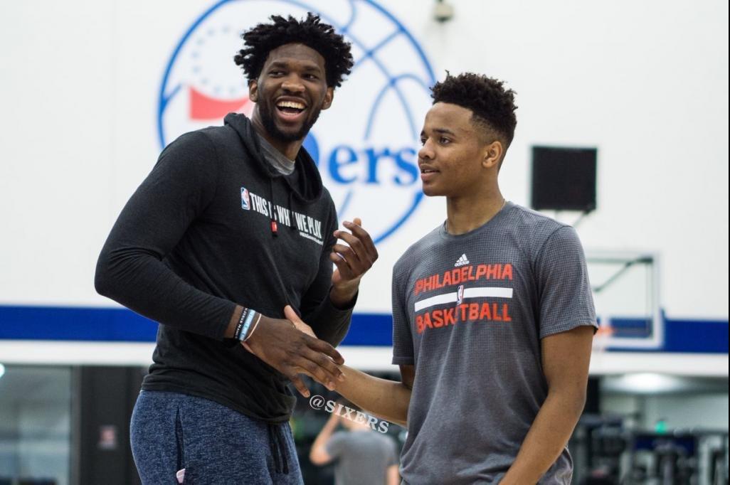 Boston Celtics, Philadelphia 76ers officially finalize deal to swap top  2017 NBA draft picks - UPI.com