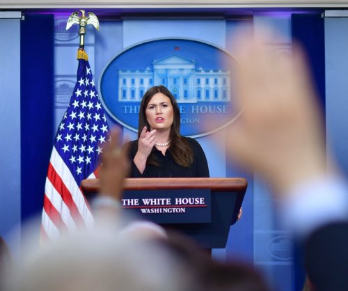 Watch live: Sarah Sanders, McMaster, Haley hold White House briefing