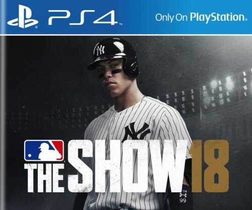 Aaron Judge: New York Yankees star gets cover of 'MLB The Show 18'