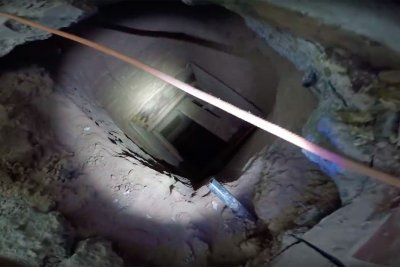 Agents uncover 600-foot drug tunnel from Mexico to old KFC in Arizona