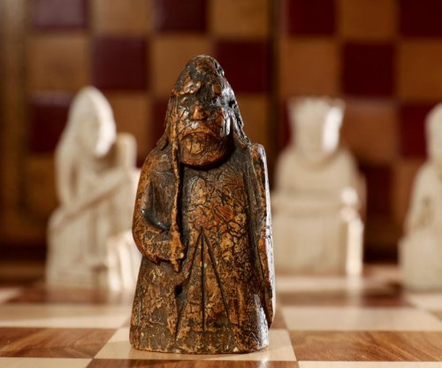 Chess piece bought for $6 in 1964 valued at up to $1.3 million