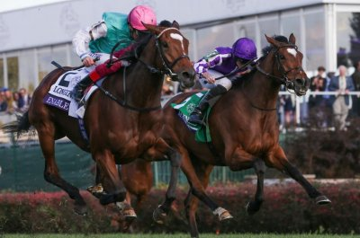 Weekend racing: Enable vs. Magical, Too Darn Hot in France, Durban July in South Africa