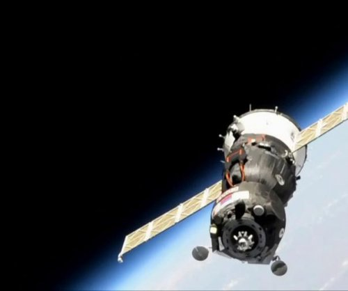 Unmanned Soyuz docking at ISS aborted; another try planned