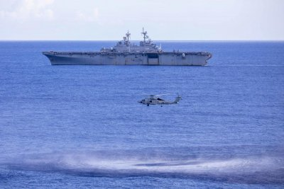 Navy wraps Exercise Black Widow 2020 in Atlantic