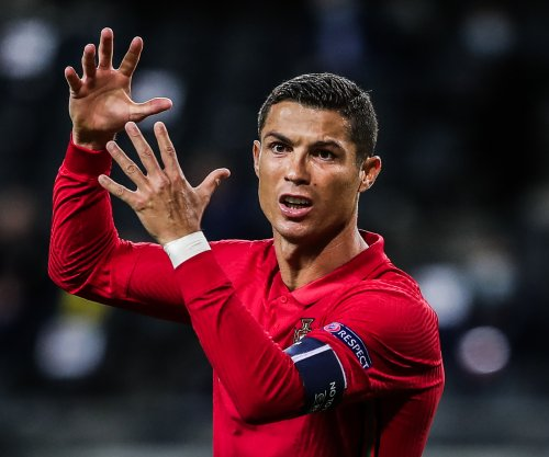 Soccer star Cristiano Ronaldo tests positive for COVID-19
