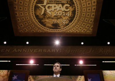 CPAC: Gingrich, Bachmann go after Hillary Clinton