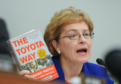Toyota's $1.2B mea culpa, GM in damage control mode