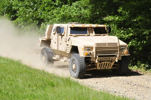 Lockheed's JLTV offering surpasses 100k miles in testing