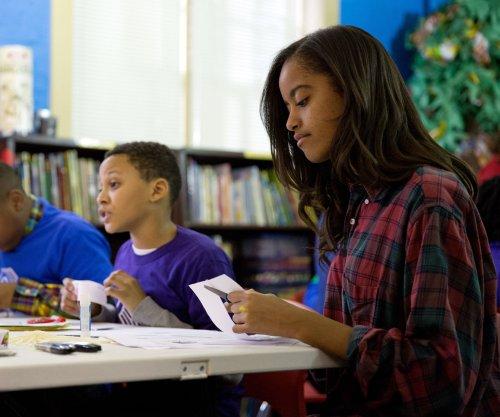 Malia Obama may be interning for Lena Dunham this summer