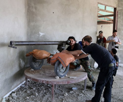 Free Syrian Army rebels reject Russia's offer for military support
