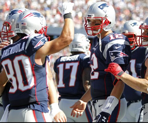 Injuries dent undefeated Patriots