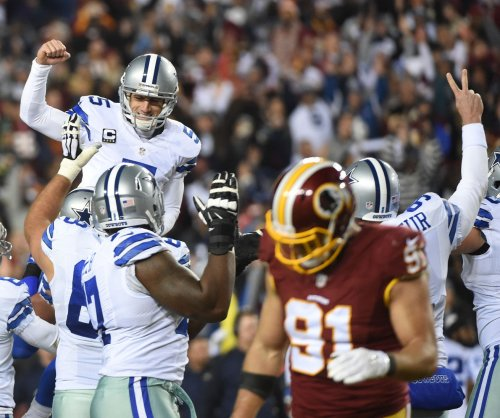 Cowboys edge Redskins in wild finish