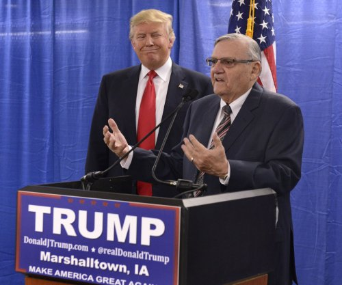 Federal judge seeks criminal prosecution for Arizona Sheriff Joe Arpaio