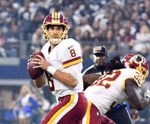 Marcus Mariota, Kirk Cousins named Offensive Players of the Month