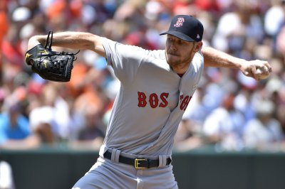 MLB roundup: Tampa Bay Rays defeat Boston Red Sox, Chris Sale