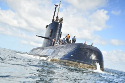 Argentina ousts navy chief after San Juan sub disappearance