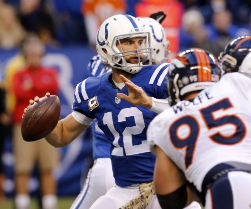 Indianapolis Colts QB Andrew Luck may need more shoulder surgery